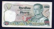Tailandia 20 Baht - BB - Tailandia