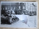 2016.1 Charleroi Marcinelle 10 Mai 1940. Les Blindés Français Hotchkiss H-39 Montent Vers Gembloux - 1939-45