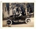 < Auto Voiture Car >> Photo  Originale Et D´Epoque 10 X 13 Tacot Vers 1910, 'Mr & Mrs Holman', Vers 1910