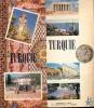 Pub. Reclame Dépliant Brochure Toerisme Tourisme Turquie - Turkije - Expo 1958 Brussel - Dépliants Touristiques