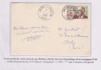 Taaf - Iles Australes -kerguelen - Charcot - Carte Photo - Voeux - Pj - Covers & Documents