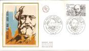 Enveloppe 1er Jour    FDC  Paris   1,30 + 0,30   Viollet-Leduc (2095) - Marcophilie (Lettres)