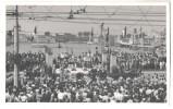 PHOTO MARSEILLE Militaire Français Et Legion´honneur Defile Funeraire Victimes Combatants ALGERIE MAROC TUNISIE - War, Military