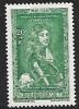 1942 Monoco Semi-postal 20c + 10c, Mint Light Hinged - Unused Stamps