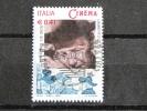 ITALIA USATI 2002 - CINEMA UMBERTO D. - SASSONE 2622 - RIF. G 2134 - LUSSO - 6. 1946-.. Repubblica