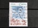 ITALIA USATI 2002 - CINEMA MIRACOLO A MILANO - SASSONE 2623 - RIF. G 2135 - LUSSO - 6. 1946-.. Repubblica