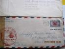 ETATS-UNIS --- 2 Enveloppes - Etats-Unis