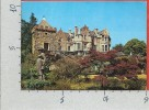 CARTOLINA VG REGNO UNITO - ISLE OF MULL - Torosay Castle - Duart Bay - 10 X 15 - ANN. 1983 - Argyllshire