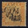 Baden Mi Nr 11 B ,   1860 Used