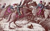 Chasseurs D´Afrique Et Uhlans à Crécy Sur Morin. - Guerra 1914-18