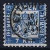 Baden Mi Nr 25  Yv Nr 25  1868  Used