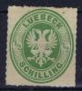 Lübeck Mi Nr 8 A   MH/*  1863