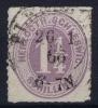Schleswig Holstein  Mi Nr 14  Yv Nr 20 1865 Used