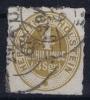 Schleswig Holstein  Mi Nr 12   1865 Used  Signed/ Signé/signiert - Schleswig-Holstein
