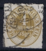 Schleswig Holstein  Mi Nr 12   1865 Used  Signed/ Signé/signiert