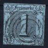 Thurn Und Taxis  Mi Nr 4  Yv 4   1852  Used