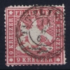 Württemberg Mi Nr  19 Y   Yv 19 A 1860 Used - Wuerttemberg