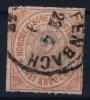 NDP  Mi Nr 8  Yv 8   1868 Used - Norddeutscher Postbezirk (Confederazione Germ. Del Nord)