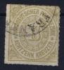 NDP  Mi Nr 11  Yv 11   1868 Used