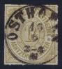 NDP  Mi Nr 11  Yv 11   1868 Used  Signed/ Signé/signiert - Norddeutscher Postbezirk (Confederazione Germ. Del Nord)