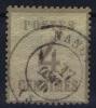 NDP  Elsass Lothringen Mi Nr 3  I  Used  1870 - Norddeutscher Postbezirk