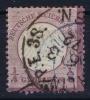 Deutsches Reich:  Mi Nr 1 Used 1872 Kleinem Brustschild  Double Cancel. - Allemagne