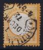 Deutsches Reich:  Mi Nr 14 Used 1872  Hufeisenstempel - Germany