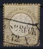 Deutsches Reich:  Mi Nr 6 Used 1872 - Germania