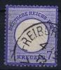 Deutsches Reich:  Mi Nr 10 Used 1872 - Germany