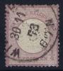 Deutsches Reich:  Mi Nr 16  Yv Nr 13 Used 1872  GB - Germany