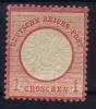 Deutsches Reich:  Mi Nr 19 MH/* 1872  GB - Ungebraucht