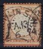 Deutsches Reich:  Mi Nr 21a   Yv 18  Used 1872 - Germany