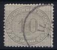 Deutsches Reich:  Mi Nr 12   Yv 26  Used 1872 - Germany