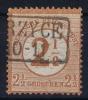 Deutsches Reich:  Mi Nr 29   Yv 28  Used 1874 - Germany