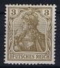 Deutsches Reich:  Mi Nr 69 I   DFutsche Reich  MNH/**  1902