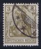 Deutsches Reich:  Mi Nr 69 I   DFutsche Reich  Used  1902 - Gebraucht