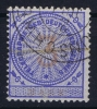 Deutsches Reich:  Telegrafenmarken Mi Nr 18 Used Used  1875 Signed/ Signé/signiert Brun