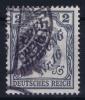 Deutsches Reich:  Dienstmarken Mi. Nr 9 Used   1905 - Dienstzegels