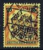 Deutsches Reich:  Dienstmarken Mi. Nr 14 Used   1905 - Officials