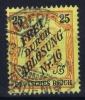 Deutsches Reich:  Dienstmarken Mi. Nr 14 Used   1905 - Dienstzegels