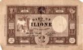 1935 - DARÒ UN MILIONE REGIA MARIO CAMERINI - Pubblicitari