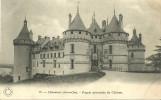 Chaumont Facade Principale Du Chateau - France