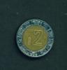 MEXICO  -  2006  $2  Circulated Coin - Mexico