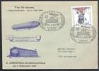 Deutschland Germany Airships Zeppelin 1993 Cover: LZ 127  Graf Zeppelin: Italien Fahrt Coloseum Rom 1933 - Airships