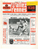 Programme Football 1971 1972 Rennes C Metz – France - Boeken