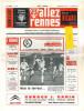Programme Football 1976 1977 Rennes C Metz – France - Boeken