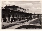 Castelvetrano Trapani Interno Stazione Ferroviaria Treno Littorina - Other Cities