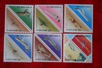 Surinam / Suriname 1987 Airplanes Aeroplanes Vliegtuigen (ZBL 549-560 YT 1091-1102 SG 1339-1350)  POSTFRIS / MNH / ** - Surinam