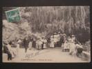 CPA Bargemon (83) - Fontaine De L'Adoux 1908 - Bargemon