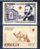 Algeria 1954 E 1957 Pro Croce Rossa  N. 317 E 343  **MNH Catalogo € 16 - Unused Stamps